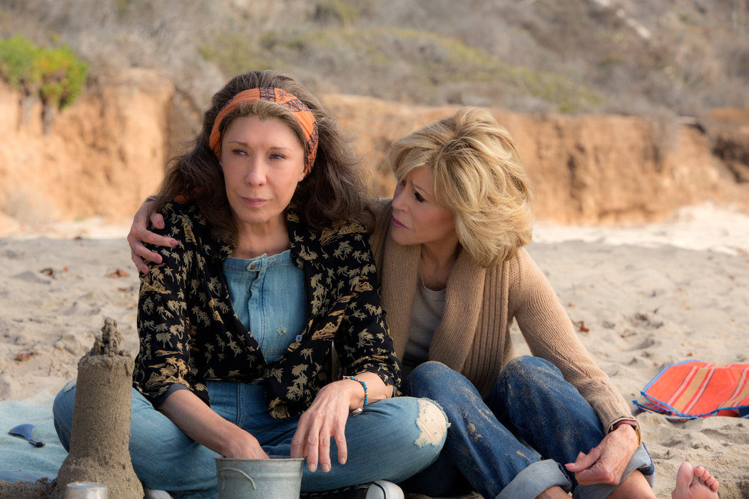 Lily Tomlin - 'Grace and Frankie'