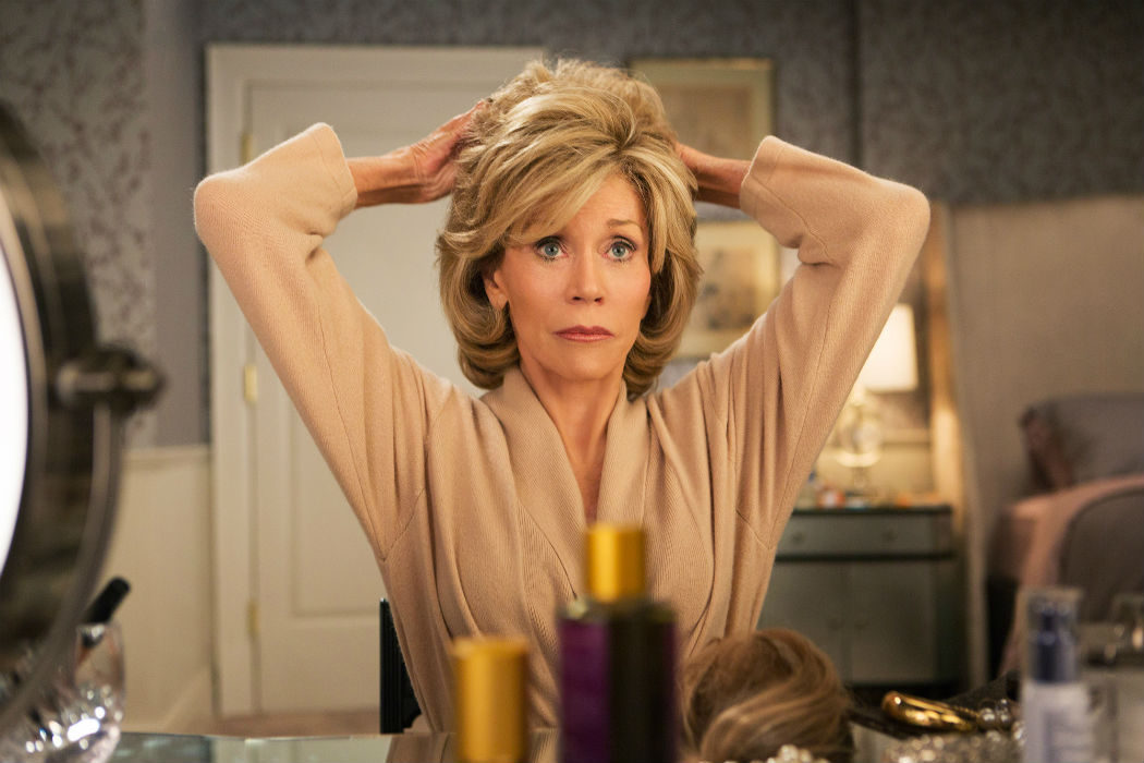 Jane Fonda - 'Grace and Frankie'