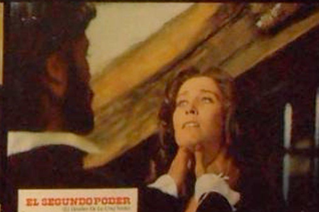 Verónica Forqué en 'El segundo poder'