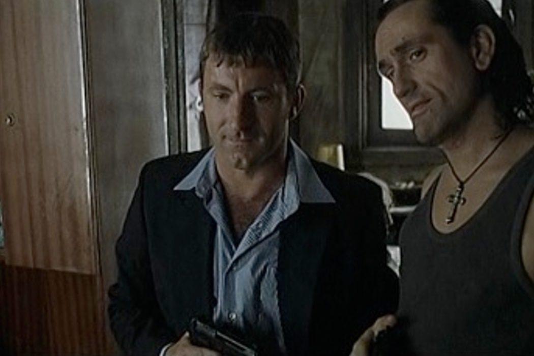 Antonio de la Torre en 'Torrente, el brazo tonto de la ley'
