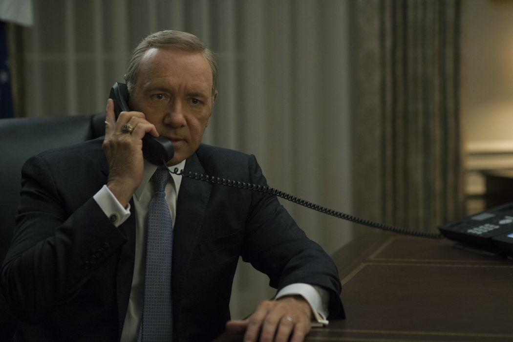 Kevin Spacey - 'House of Cards'