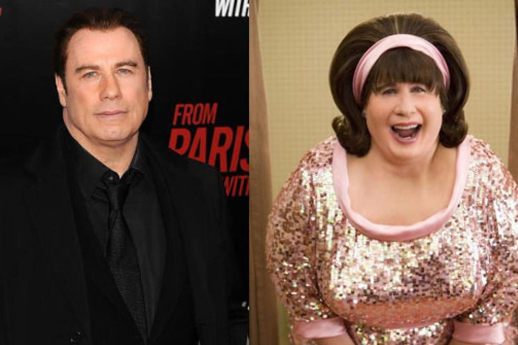 John Travolta - 'Hairspray'