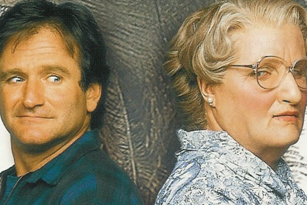Robin Williams - 'Señora Doubtfire, papá de por vida'