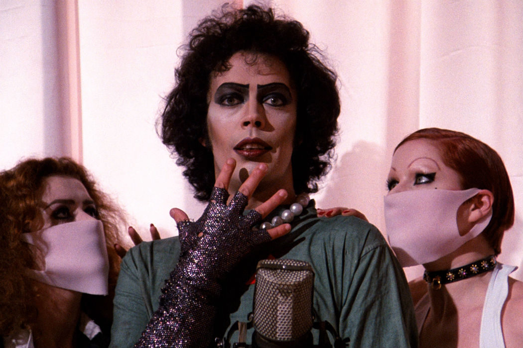 Tim Curry - 'The Rocky Horror Picture Show'