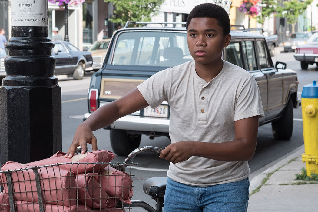 Mike Hanlon (Chosen Jacobs)