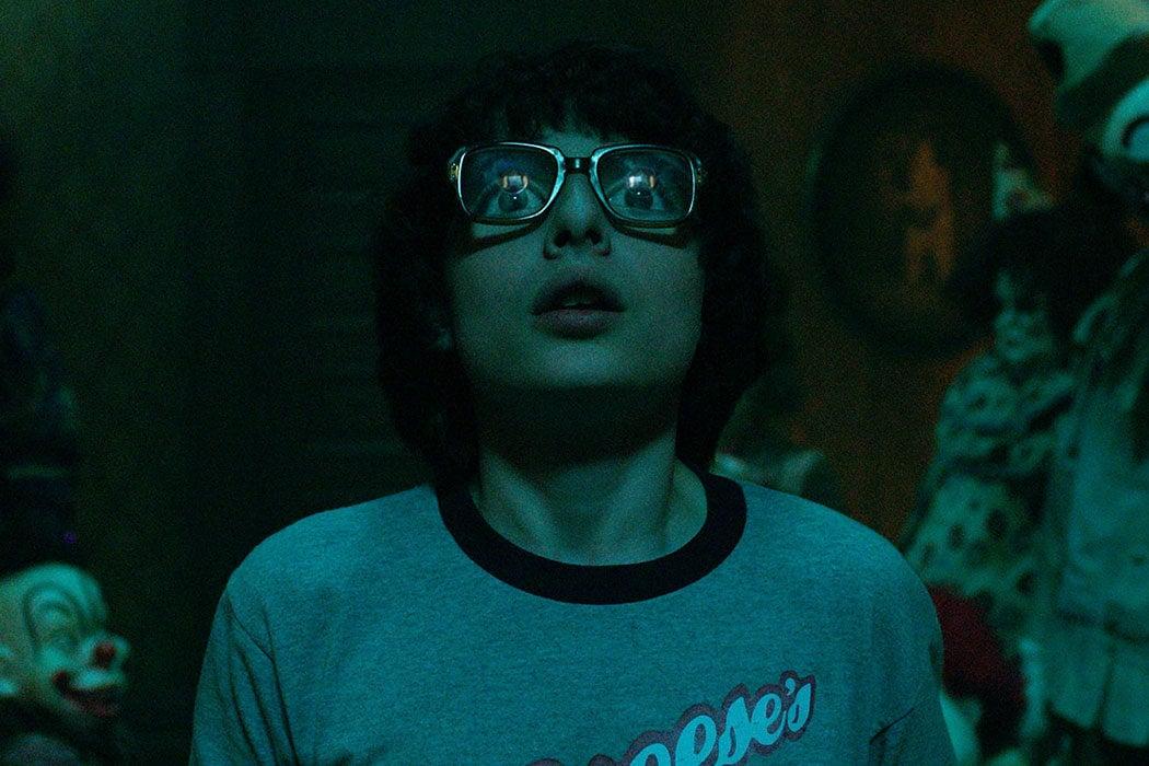 Richie Tozier (Finn Wolfhard)