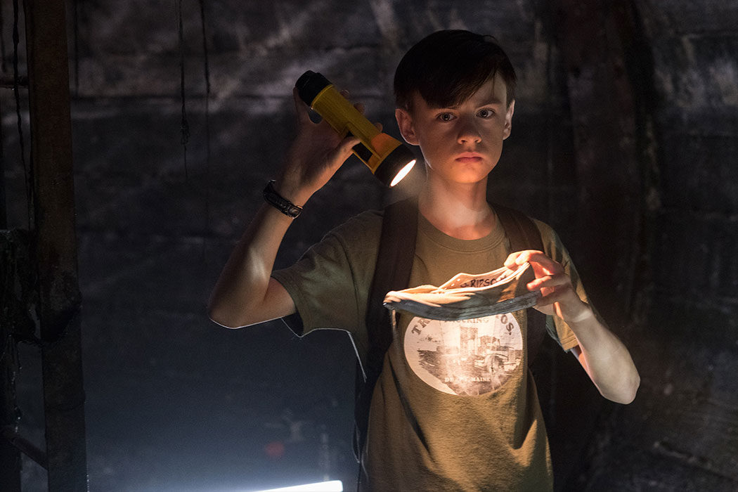 Bill Denbrough (Jaeden Lieberher)
