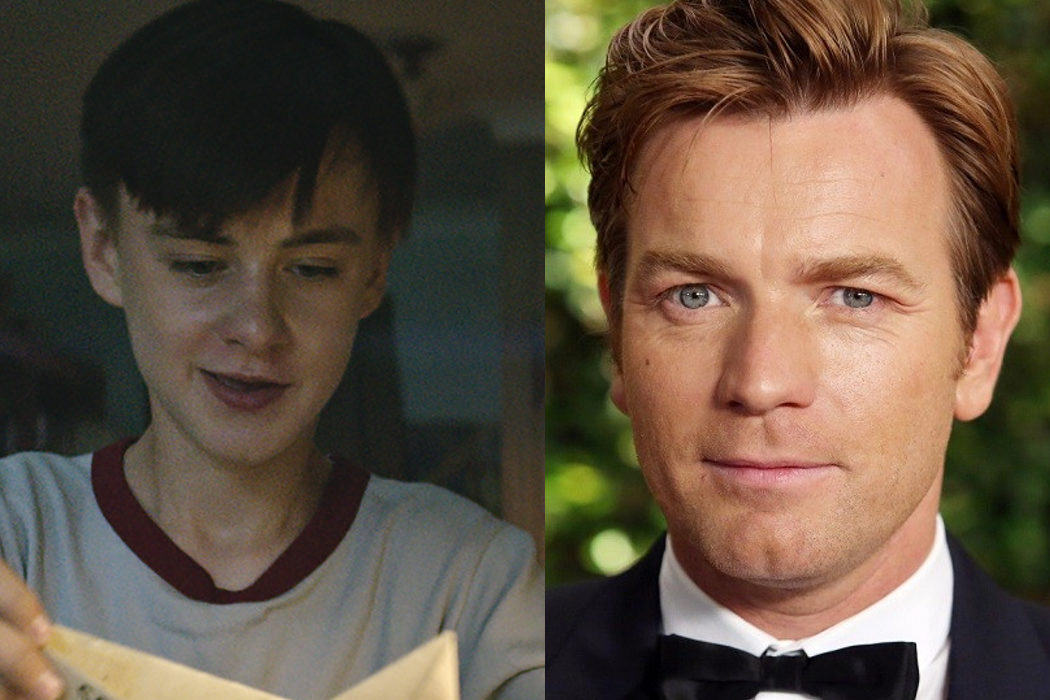 Ewan McGregor como Bill Denbrough