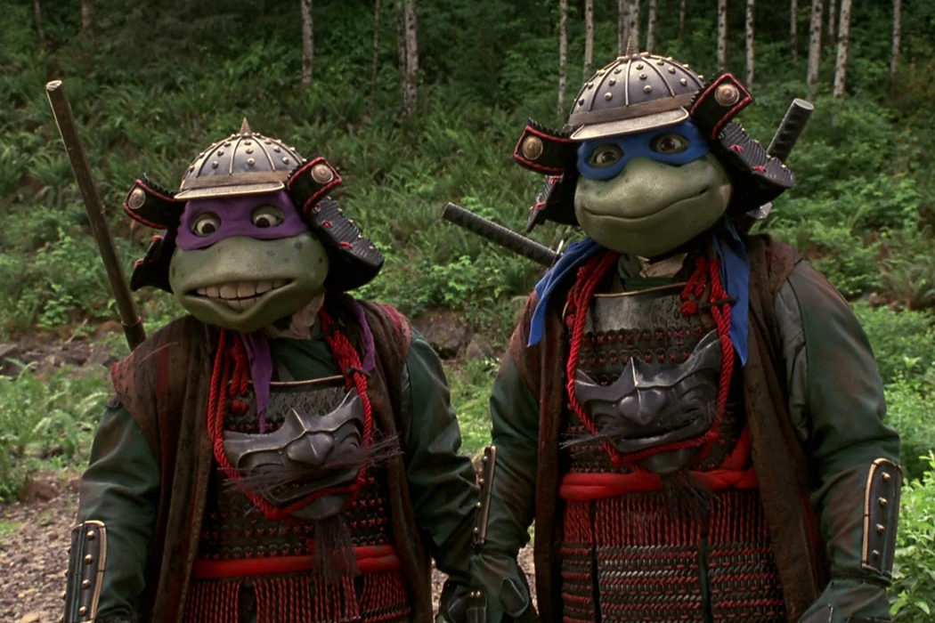 Tortugas ninja 3