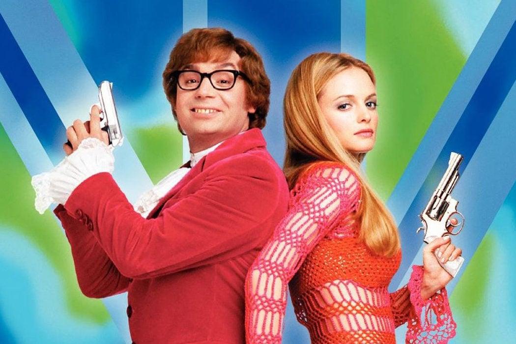 'Austin Powers: La espía que me achuchó'