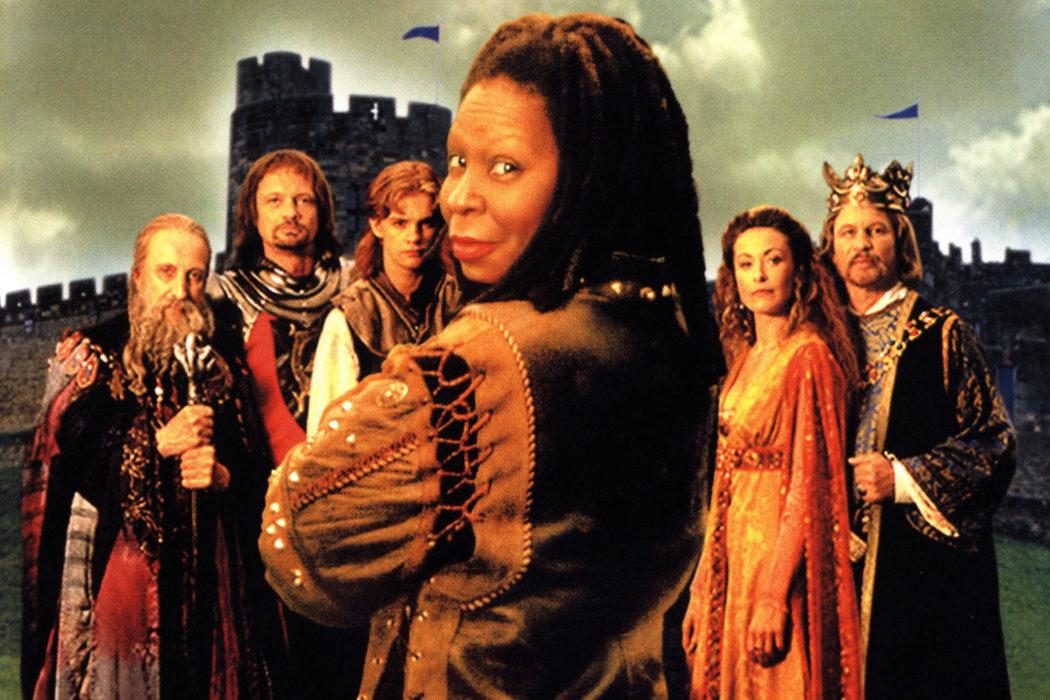 'Desmadre en Camelot'