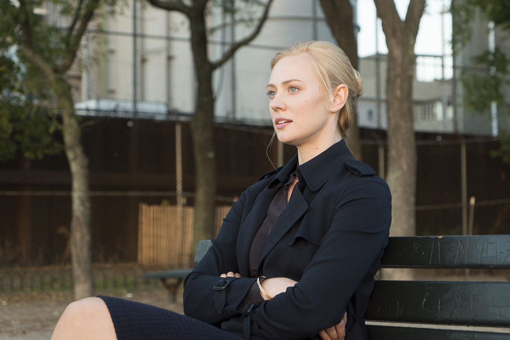 Deborah Ann Woll como Karen Page en 'The Punisher'