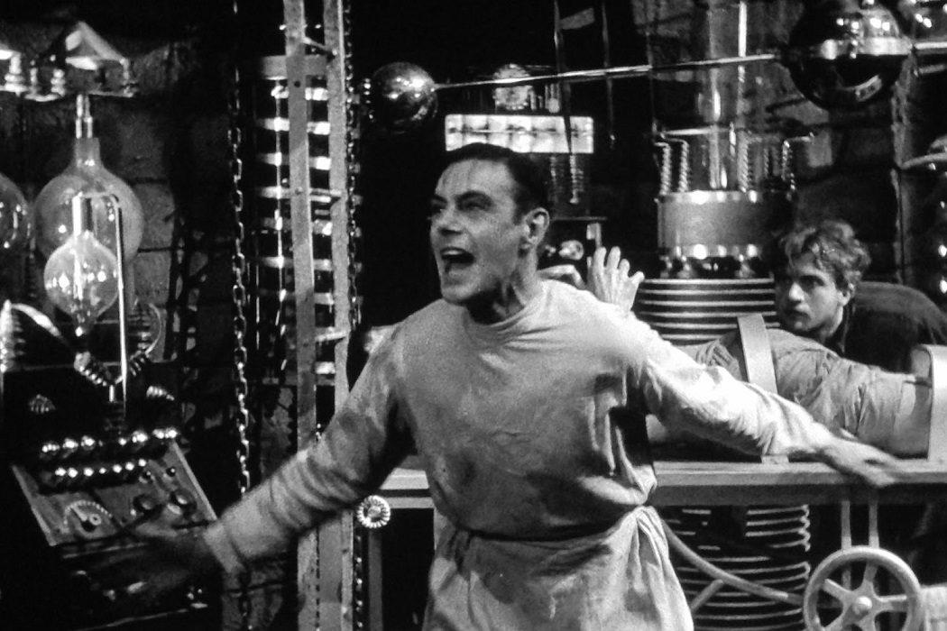 'El doctor Frankenstein'