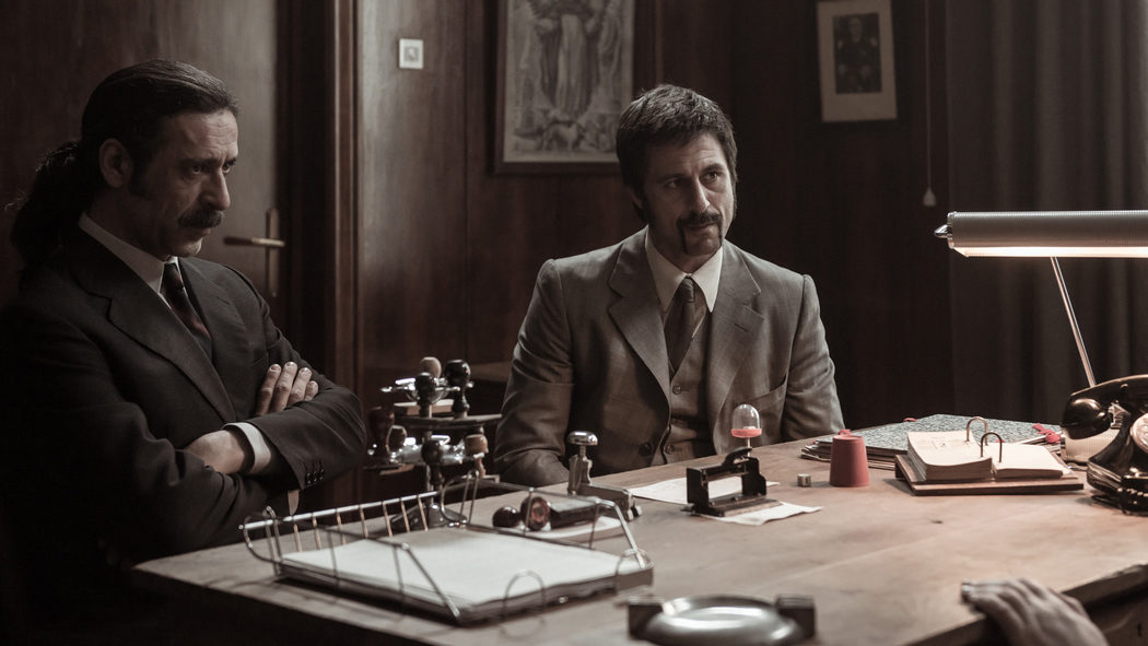 Alonso y Pacino