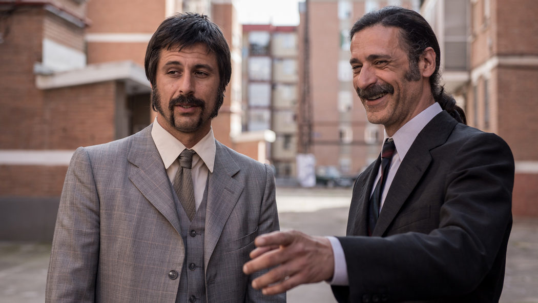 Pacino y Alonso