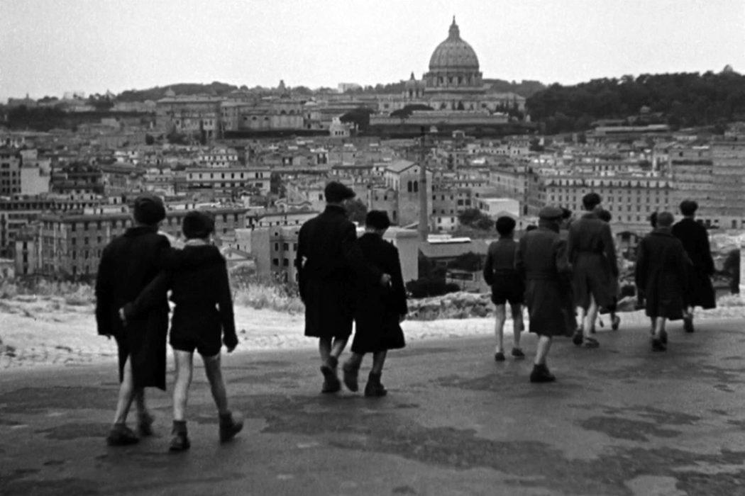 'Roma, ciudad abierta' (1945)