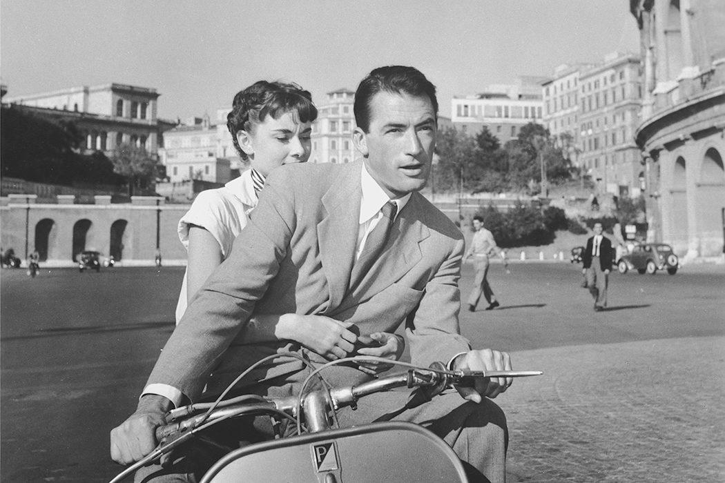 'Vacaciones en Roma' (1953)