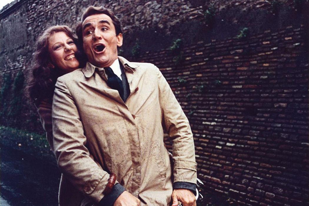 'Una mujer y tres hombres' (1974)