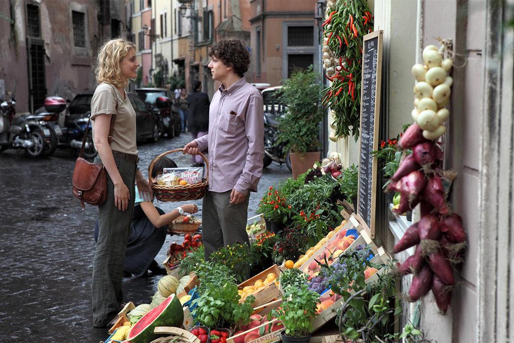 'A Roma con amor' (2012)