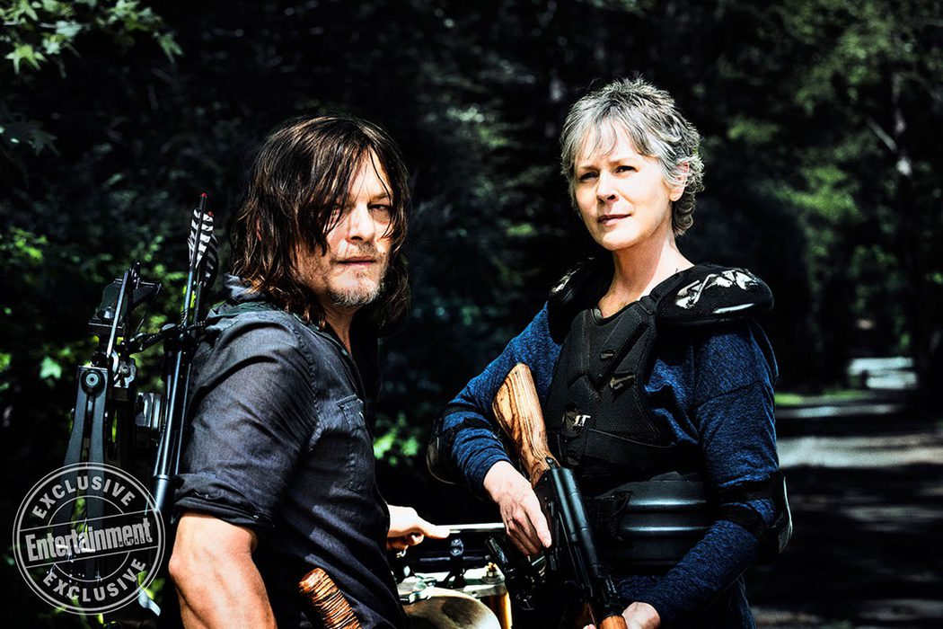 Daryl y Carol