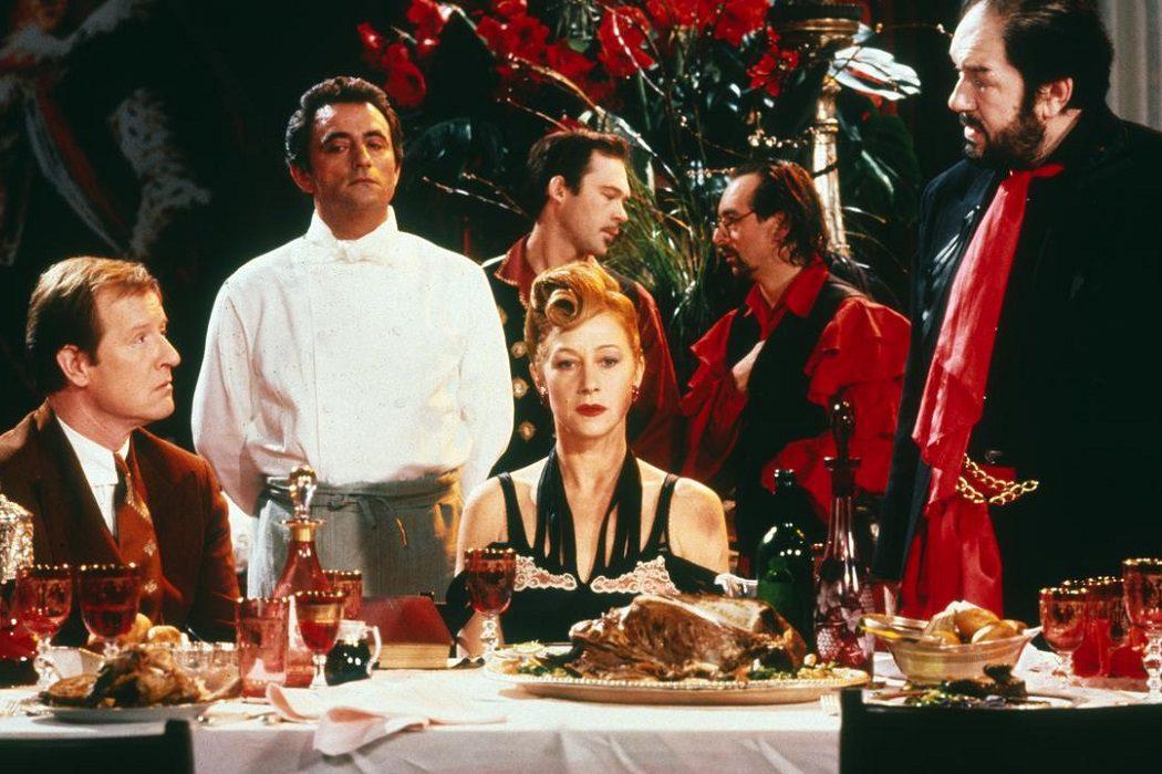 'El cocinero, el ladrón, su mujer y su amante'