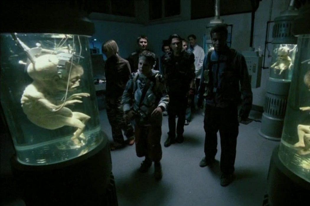 'El regreso de los muertos vivientes: Necrópolis'