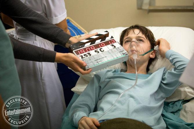 Noah Schnapp como Will Byers