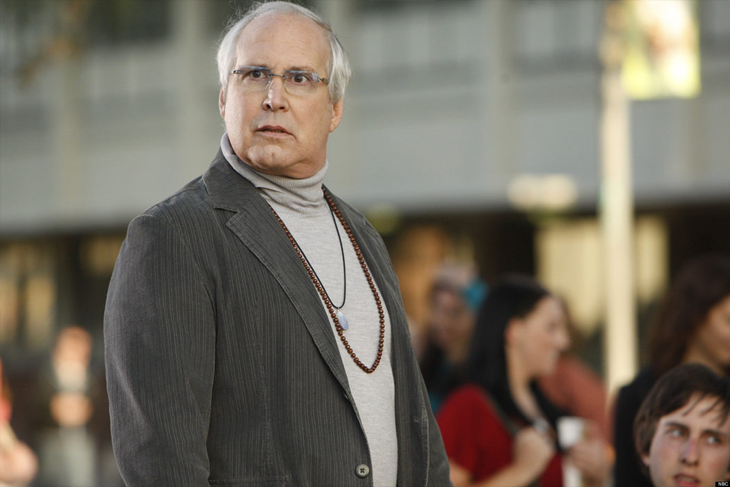 Pierce en 'Community'