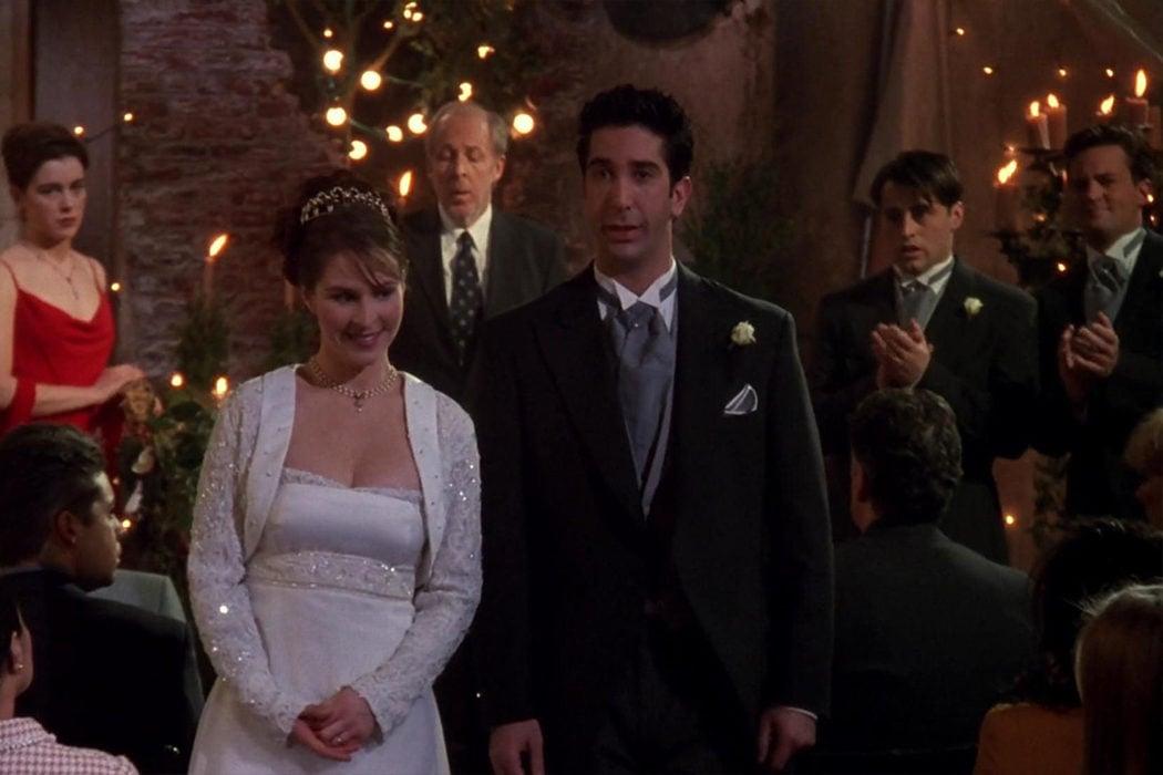 Ross y Emily