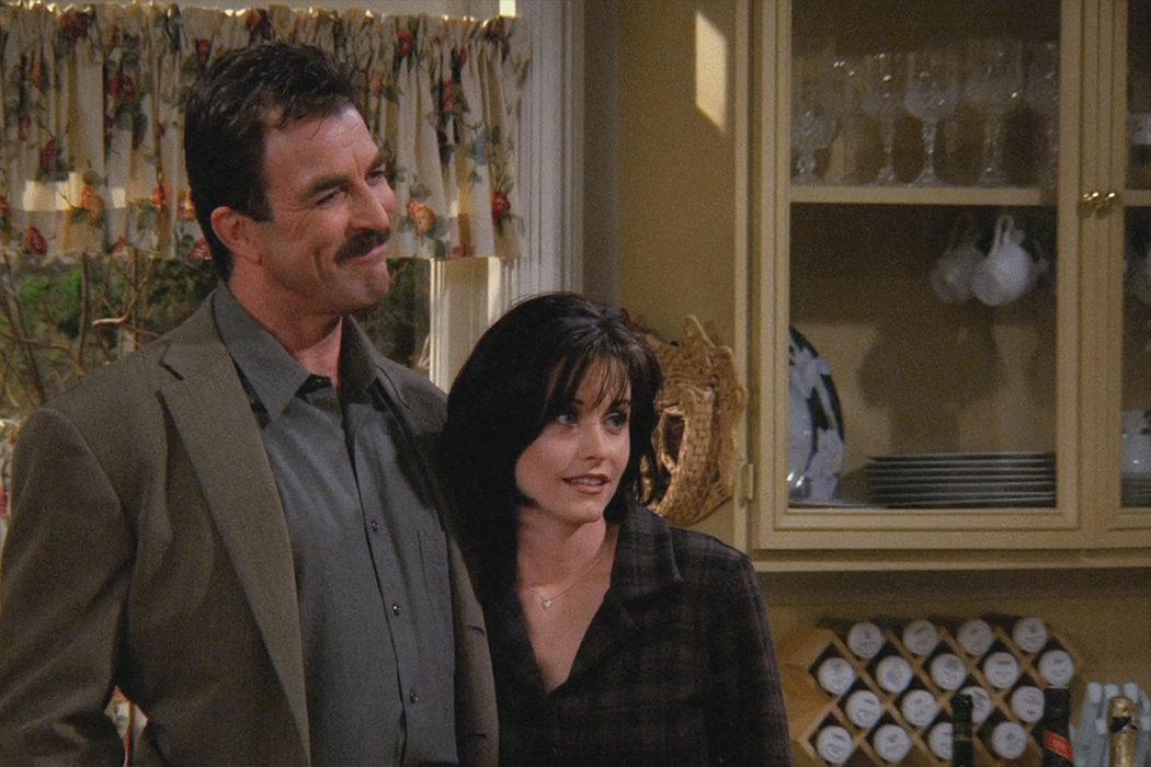 Monica y Richard