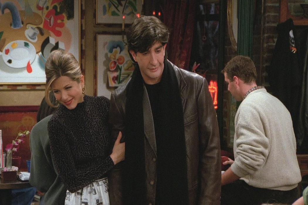 Rachel y Russ