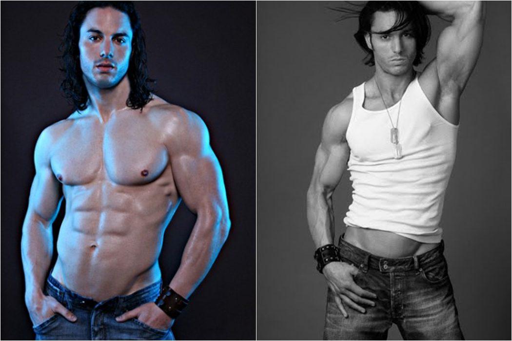 Andrei Claude luce músculo