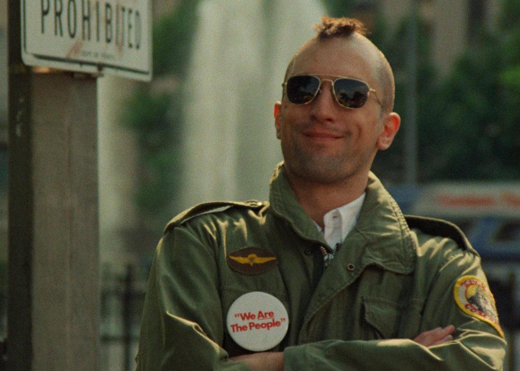 Robert De Niro en 'Taxi Driver'