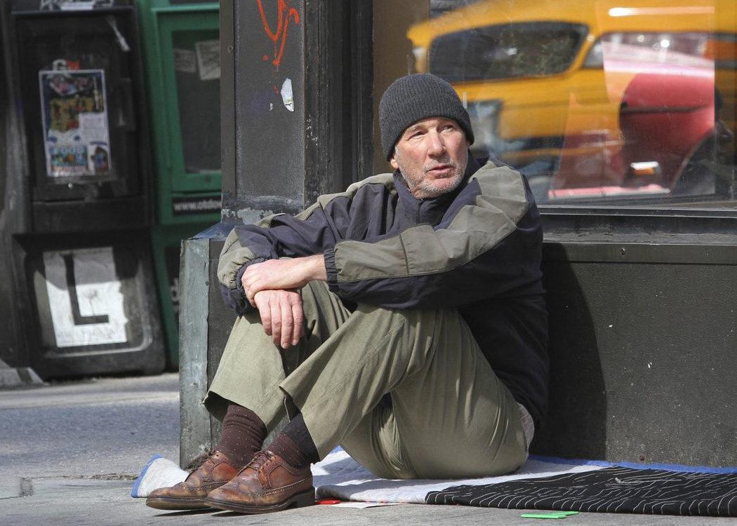 Richard Gere en 'Invisibles'