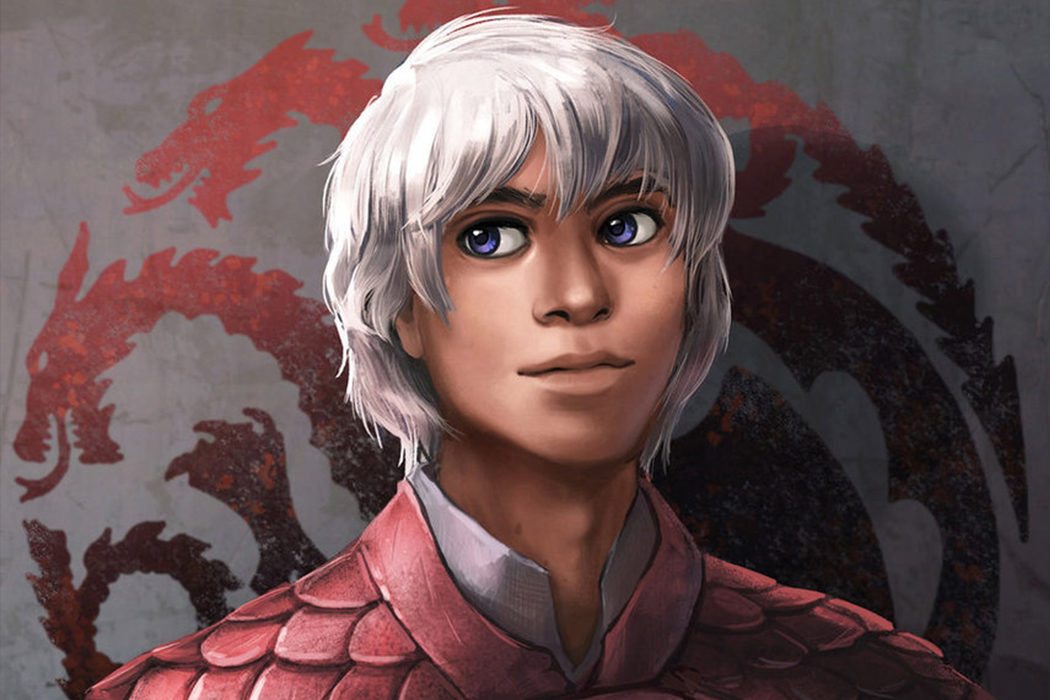 Aegon Targaryen (hijo de Rhaegar)
