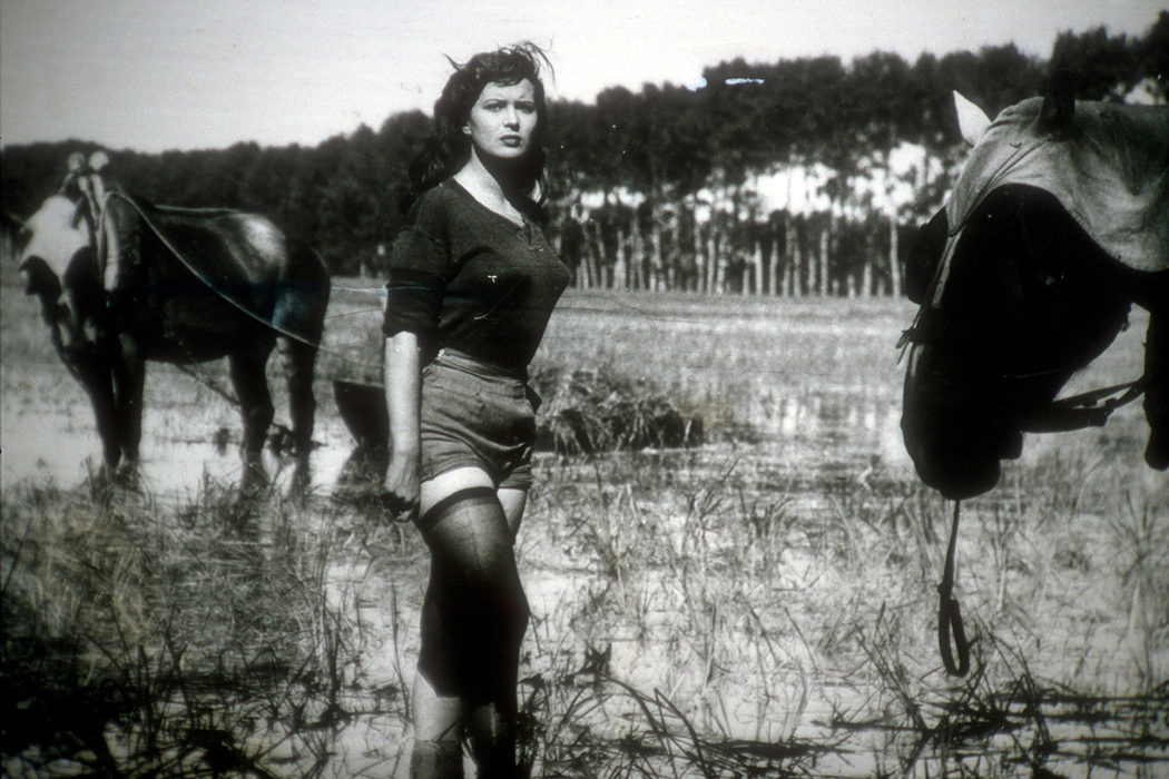 'Arroz amargo' (1949)