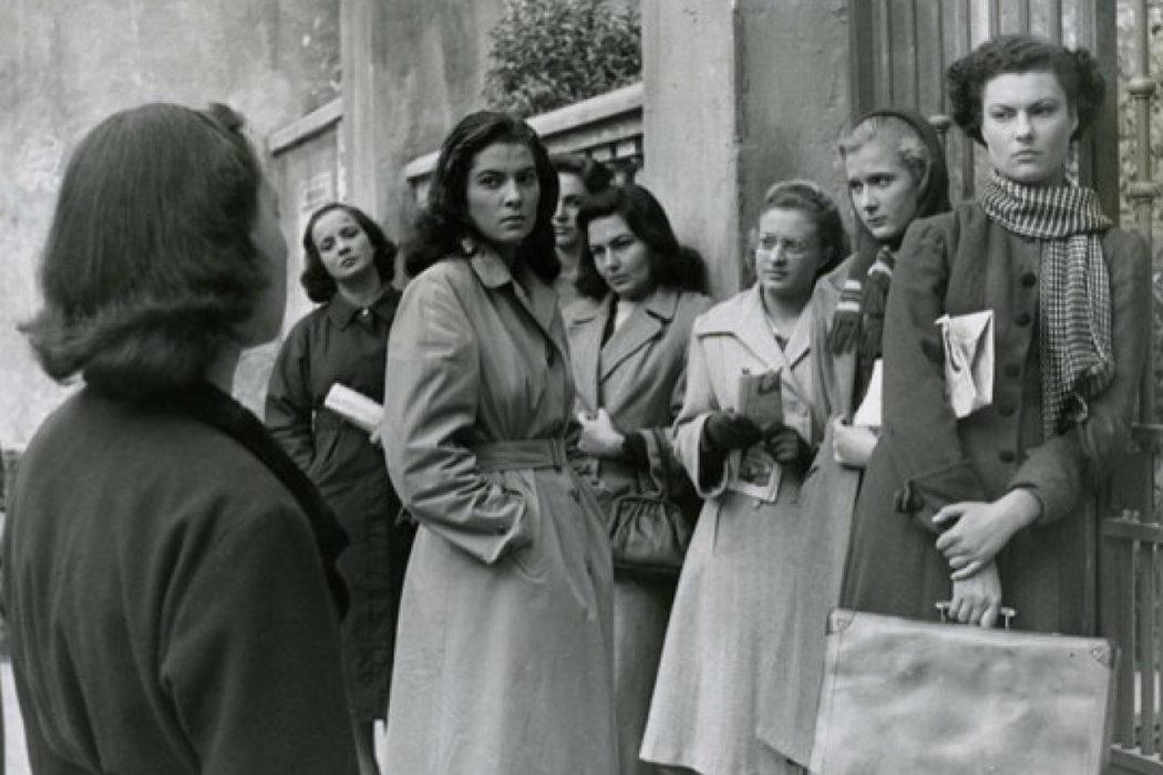 'Roma a las 11' (1952)