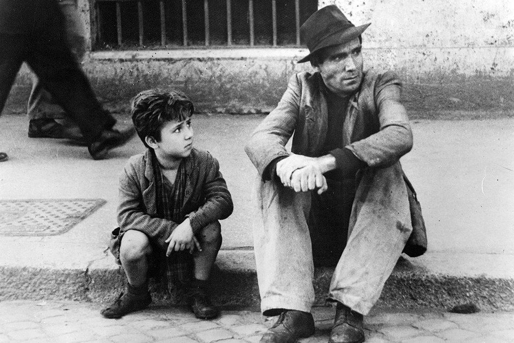 'Ladrón de bicicletas' (1948)