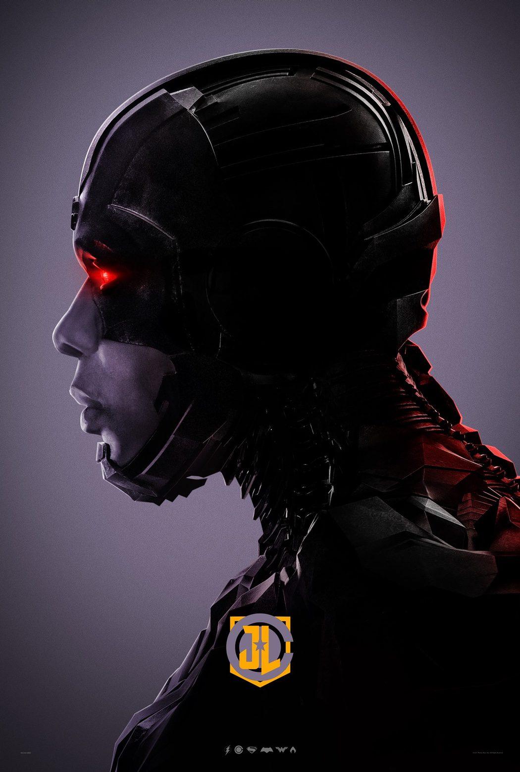 Ray Fisher es Cyborg