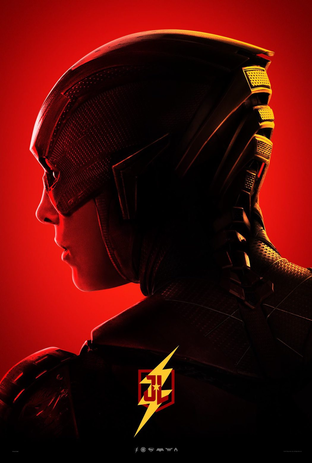Ezra Miller es The Flash