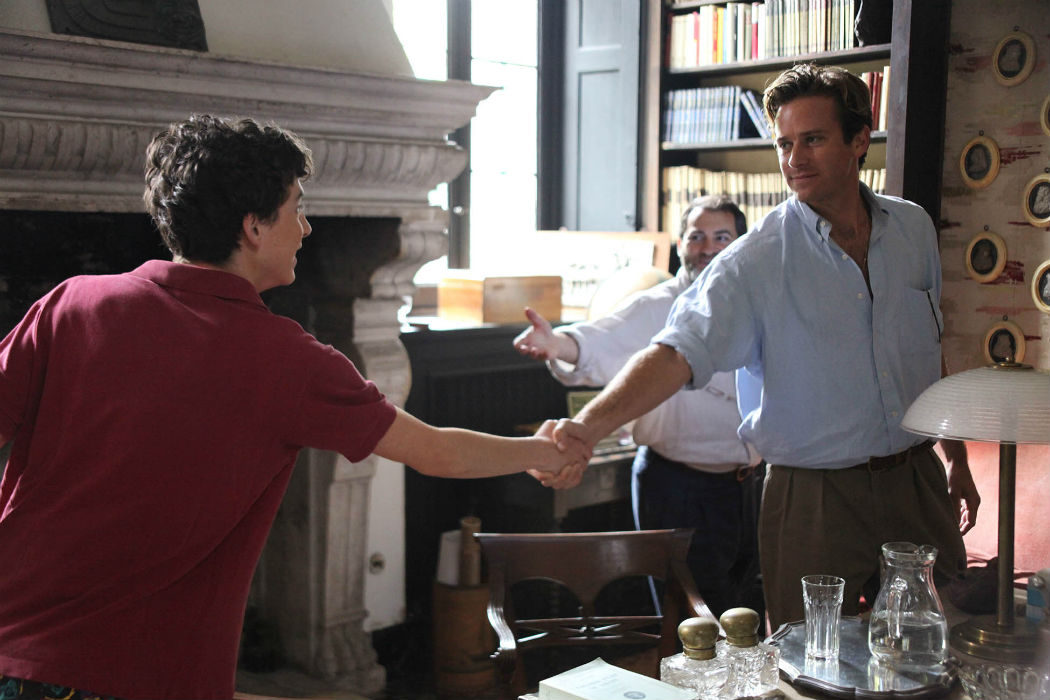 'Call Me by Your Name' (Luca Guadagnino)