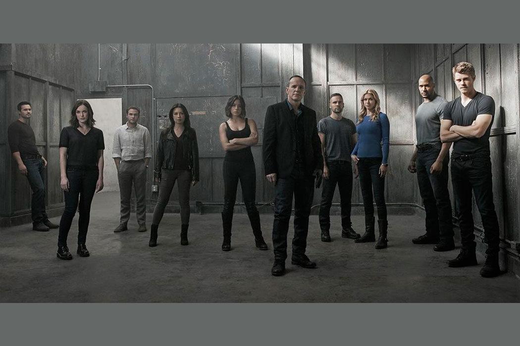 Agents of S.H.I.E.L.D enseña la patita