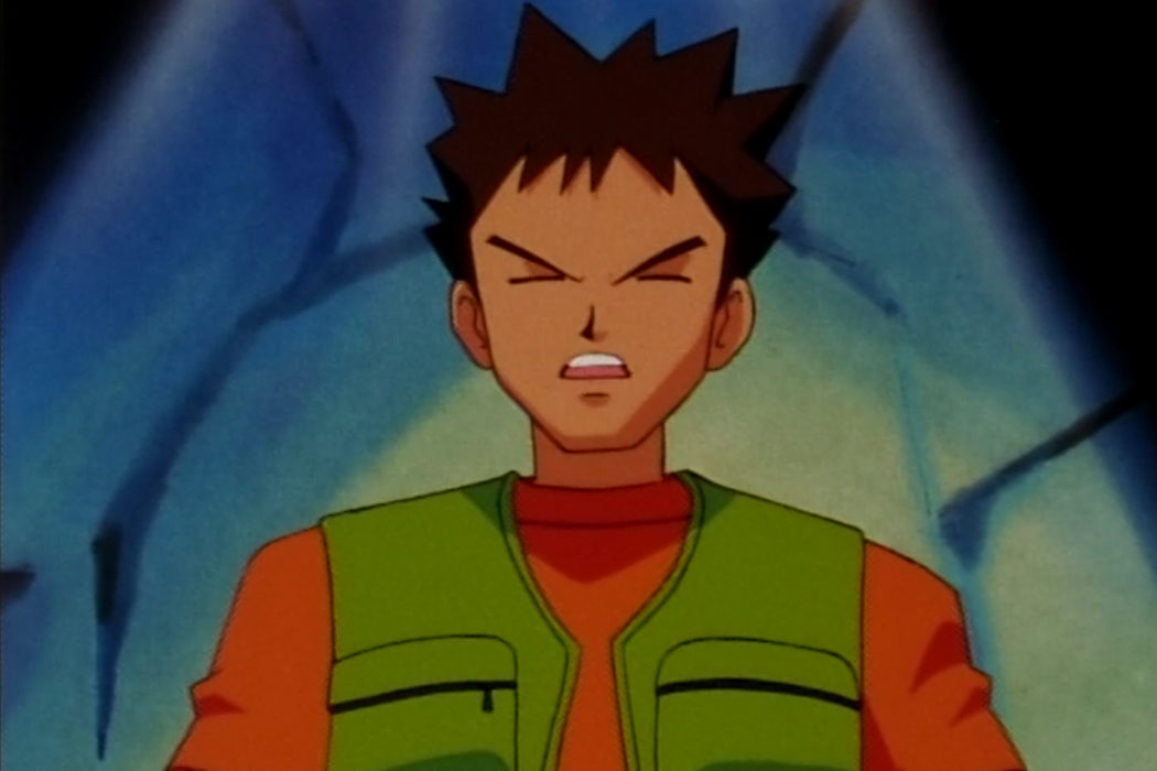 Brock estuvo en peligro