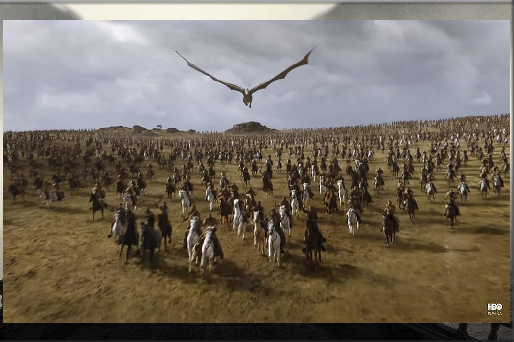 El Parque de los Berruecos (Batalla de Daenerys contra los Lannister) en Malpartida