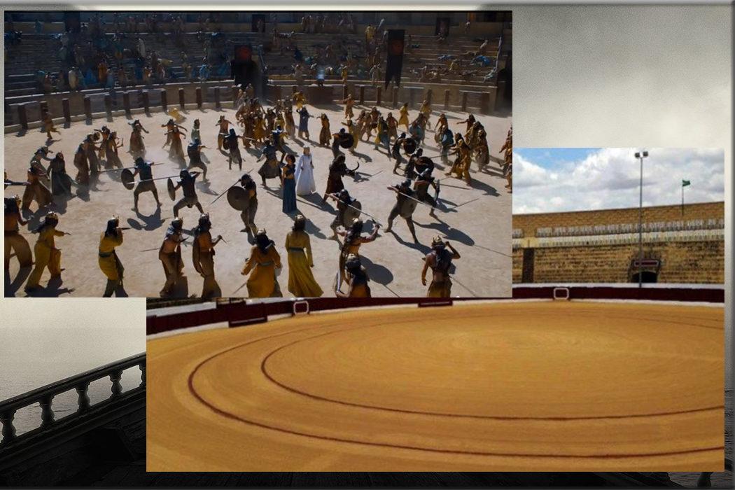 Plaza de Toros (Ciudad esclavista de Meereen) en Osuna