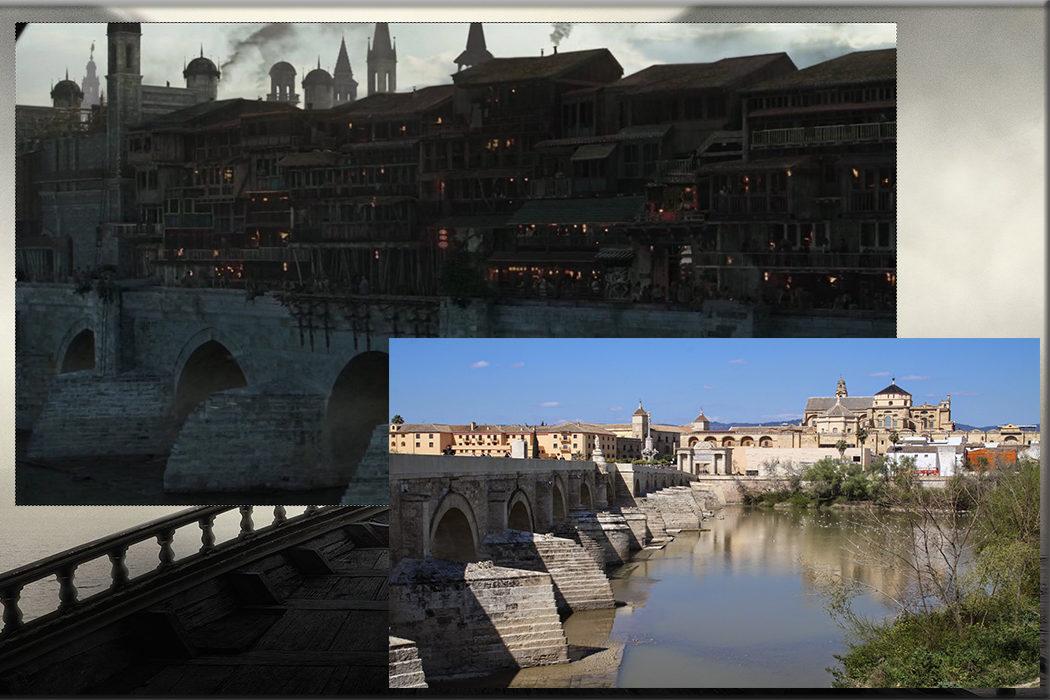 Puente Romano (Volantis) en Córdoba