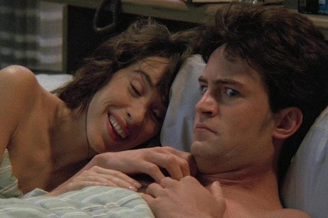 Chandler y Janice