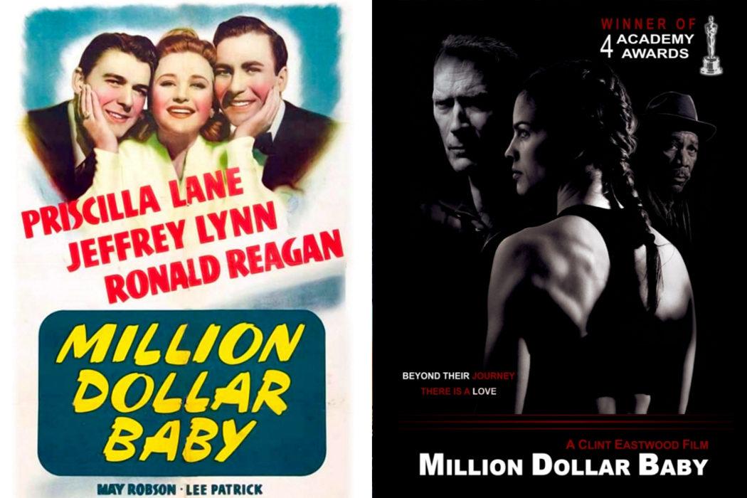 'Million Dolar Baby'