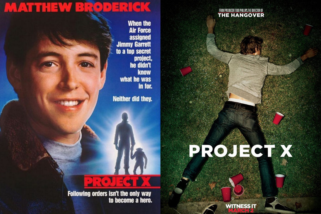 'Project X'