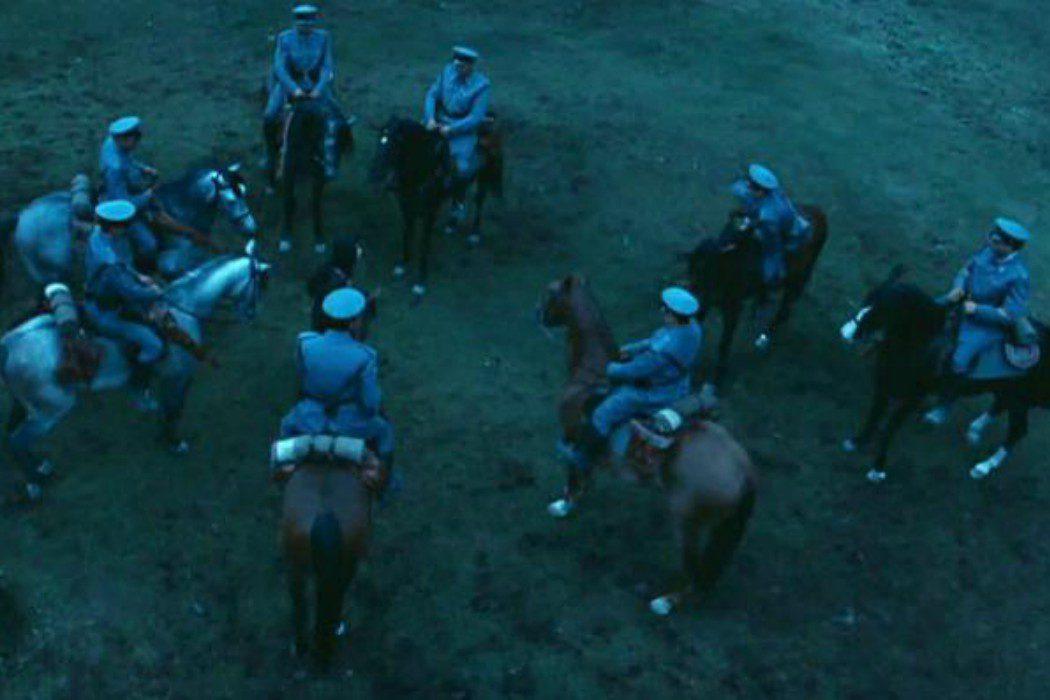 Con caballos... nunca más